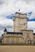 Vincennes Castle dungeon