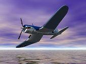 Banking Plane