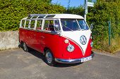 Beautiful Restored Vw Bully
