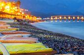 Beautiful Resort Beach