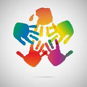 Hand Print icon