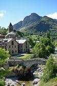 Spanish Mountain Town Parzan