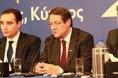 Nicos Anastasiades, Präsidentschaftskandidaten