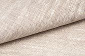 Textile, Texture Of Linen Cloth.