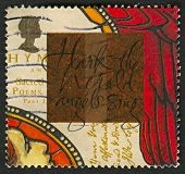 UK - CIRCA 1999: A stamp printed in UK shows image of The