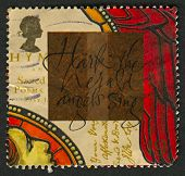 UK - CIRCA 1999: Eine Briefmarke gedruckt in UK zeigt Bild des
