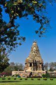 Chitragupta Temple, Khajuraho, India, Unesco Heritage Site.