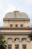 image of synagogue  - The Great Synagogue is the largest synagogue in Rome and one of the greatest in Europe - JPG