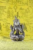 Buddhist Statuette