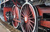 Active Steam Locomotive