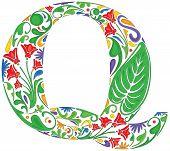 Floral Q