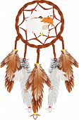 Eagle Head Dreamcatcher
