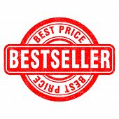 Stamp of Bestseller