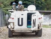 U.N. Presence in Haiti