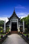 Monastery In Wat Lok Moli