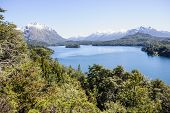 Scenic View In Patagonia