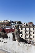 foto of nouns  - Rooftop view of Tangier - JPG