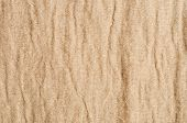 Close Up Brown Linen Texture Background