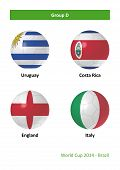 World Cup - D