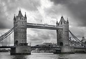 LONDON, UK - APRIL 24, 2014: Tower bridge
