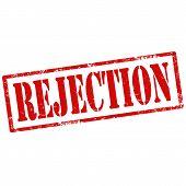 Rejection-stamp