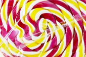 Bright Colorful Lollipop