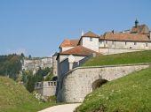 Renovating Medieval Fort In France poster