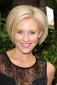 LOS ANGELES - MAY 7:  Nicky Whelan at the Associates for Breast and Prostate Cancer Studies Mothers Day Luncheon at Four Seasons Hotel on May 7, 2014 in Beverly Hills, CA