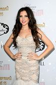 LOS ANGELES - APR 27:  Ryan Newman at the Ryan Newman's Glitz and Glam Sweet 16 birthday party at Em