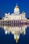 foto of bangla  - Gurdwara Bangla Sahib is the most prominent Sikh gurdwara - JPG