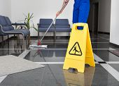 stock photo of workplace safety  - Close - JPG
