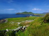 Beautiful Scenic Irish Landscape