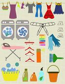 laundry items