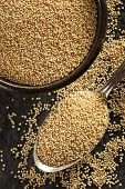 Raw Organic Amaranth Grain