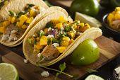 Homemade Baja Fish Tacos