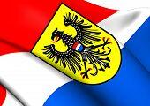 Flag Of Heilbronn