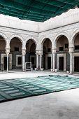 Kairouan,Tunisia 14,August 2013:The Great Mosque