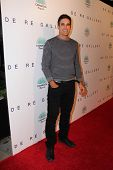 LOS ANGELES - OCT 23:  Galen Gering at the De Re Gallery & Casamigos Host The Opening Brian Bowen Smith's