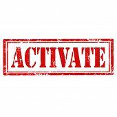 Activate-stamp