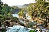 Waterfal Agua Azul Chiapas Mexico