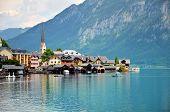 Hallstatt Village Austria