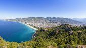 Mediterranean Sea - Beach in Alanya - Turkey