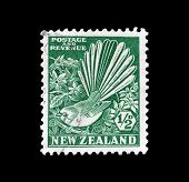 New Zealand stamp 1935