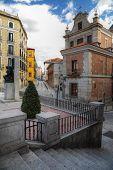 Iglesia Del Sacramento Arzopispal Castrense, Madrid, Spain