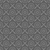 stock photo of viking  - Seamless viking pattern can be used for graphic design - JPG