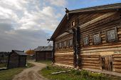 Traditional Northern Wooden House