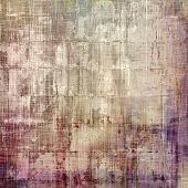 Rough vintage texture. With different color patterns: gray, brown, purple, violet