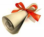 Present gift voucher