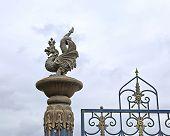 Figure Of Zilant In Kazan