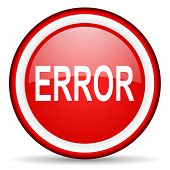 error web icon